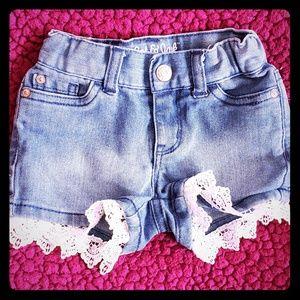 Cat & Jack shorts